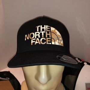 The North Face Camo Trucker Hat